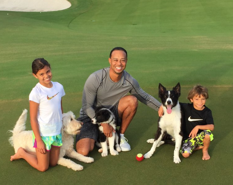 Tiger Woods Shares How He Celebrated His 40th Birthday
